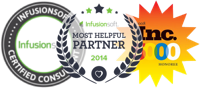 Infusionsoft's 2014 Most Helpful Partner