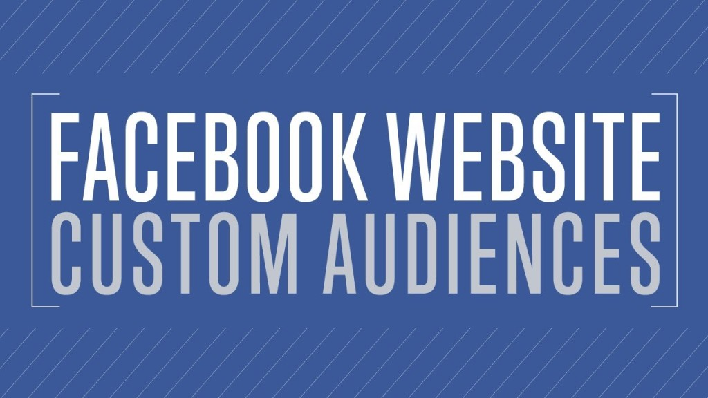 Website Custom Audience Overview